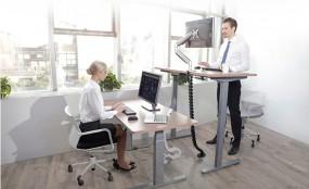 ERGO bureau - Bureau électrique ajustable - produit de la catégorie ergonomie